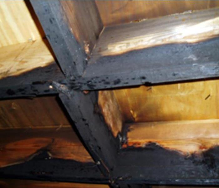 SERVPRO of Old Bridge/Cranbury Fire Damage Before