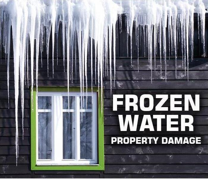 Water Damage Prevent a Frozen Water Damage Event in Your New Jersey Home or Business This Winter