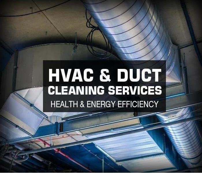 Commercial Have our SERVPRO of Old Bridge/Cranbury professionals perform HEALTH AND ENERGY EFFICIENCY Services with our HVAC & AIR DUCT CLEANING Team.