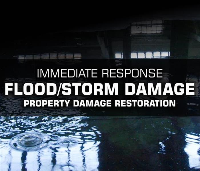 Storm Damage SERVPRO of Old Bridge/Cranbury Responds to Flood or Storm Water Property Damage Immediately