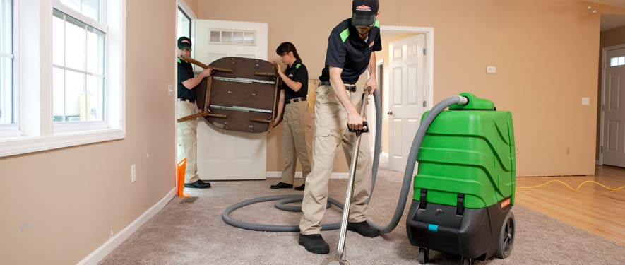 Monroe Township, NJ residential restoration cleaning